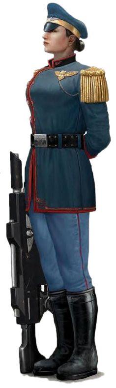 Imperial Guard - Warhammer 40k Photo (35817264) - Fanpop
