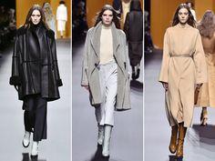Pantacourt (Hermès) - As calças na altura da canela continuam em alta no outono/inverno