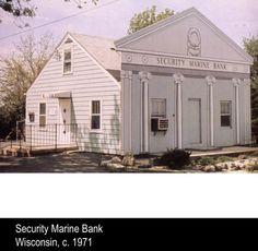 Security Marine Bank, Wisconsin 1971