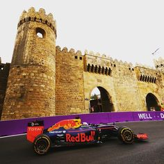 #F1 #Formula1 #FormulaOne #EuropeGP #Baku Foto: Red Bull Content Pool