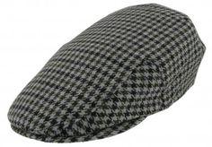63cabc4edde Barbour New County Tweed Flat Cap Grey Tweed MHA0008BR11 Flat Cap
