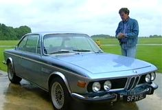 3.0 CSL 1972 Shame about Clarkson getting in the way !