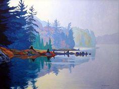 Paul Gauthier - Misty Solitude