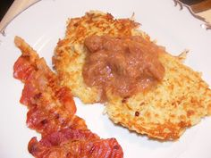 Ah Rhubarb! Hams, Bacon, Breakfast, Food, Morning Coffee, Eten, Ham, Meals, Morning Breakfast