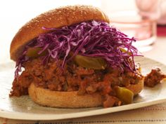 Mushrooms make these kicked-up sloppy Joes ultra-meaty. But there's no meat here, making this vegan sandwich one of the lightest sloppy Joes you'll probably every make.