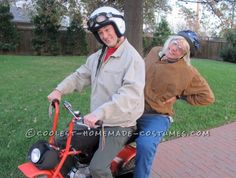 Best Dumb and Dumber Look-A-Like Costume Ever! ... This website is the Pinterest of costumes