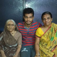 """Happy Mothers day.. """"Your arms were always open when I needed a hug. Your heart understood when I needed a friend. Your gentle eyes were stern when I needed a lesson. Your strength and love has guided me and gave me wings to fly."""" Love u mom and dadi...  by kartik_vaghasiya"""