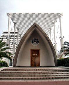 Wedding Chapel in Japan