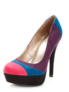 Colorful Heels - Bright Colored Heels - Cosmopolitan