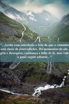 O caminho!