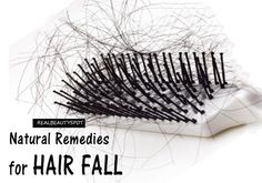 5 BEST Natural Remedies for Hair Fall - ♥ Real Beauty Spot ♥