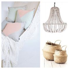 Beautiful coastal pieces by Mint interior design   http://www.mintinteriordesign.com.au/collections/