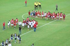 Clube de Regatas do Flamengo - Flamengo X Botafogo - 13-10 Brasileiro - 2013