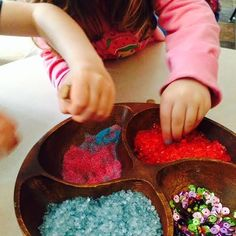 Making fairy dust - Moments with Little Munchkins: FAIRY tales  ≈≈