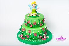 torta trilly in pasta di zucchero