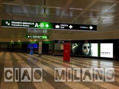 Já chegamos na Itália conhecendo uma novidade da #PRADA     #oticaswannygoestoitaly