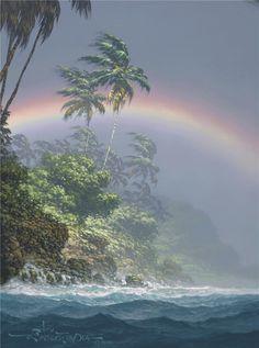 Roy Tabora. Морские пейзажи