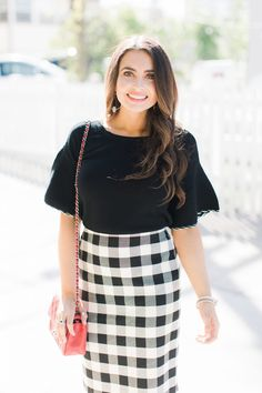Click here to see this Gingham Trend on Maxie Elise Blog! Check out the cutest gingham dress to inspire your style this season. Best gingham skirt outfit summer and gingham skirt outfit classy. Stylish gingham skirt outfit work. Put together gingham pants outfit street style and gingham pants outfit business casual. Nice gingham pants outfit summer for gingham pants outfit work. Ultimate fashion outfits summer dresses and fashion outfits summer classy. #style #fashion #outfit #ad