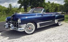 1949 Cadillac Series 62 Convertible Maintenance of old vehicles: the material for new cogs/casters/gears/pads could be cast polyamide which I (Cast polyamide) can produce