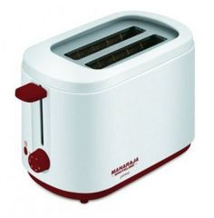 Maharaja Whiteline Primo Pop Up 750-Watt Pop Up Toaster For Rs. 799/- From Amazon