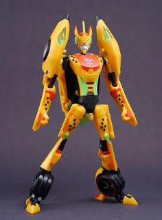 Transformers Animated Cheetor