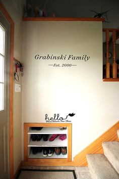Easy Wall Art Ideas to Decorate Your Space - Removable, re-positionable wall decals add affordable character to any room. via @whatsthatsmell