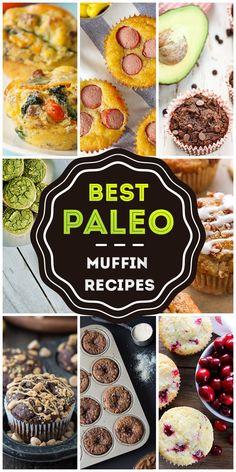 Paleo Muffin Recipes