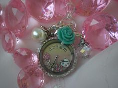 Origami Owl Living Locket...Paris theme  http://jackiegay.origamiowl.com