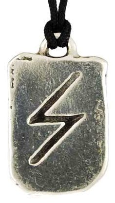 Norse Rune Sigel Victory Amulet Charm Wicca Wiccan Pagan Metaphysical Spiritual Religious Men's Women's Silver Tone Jewelry Wicca, Wiccan, Metaphysical. $15.99. Victory Rune amulet