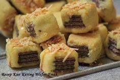 Kue Kering Wafer