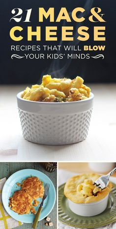 For all the mac & cheese lovers out there - more cheese please!