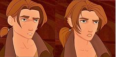 Jim Hawkins would be more attractive as a girl.