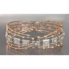 Gold Bangles Design, Fancy Jewellery, Gold Jewelry Simple, Hand Bracelet, Jewelry Design Earrings, Diamond Bracelets, Womens Jewelry Rings, Cuffs, Rounding