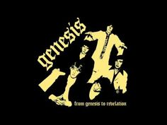 Genesis - From Genesis To Reveletion (Full Album 1987 Reissue) - YouTube