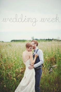 my suitcase heart: wedding