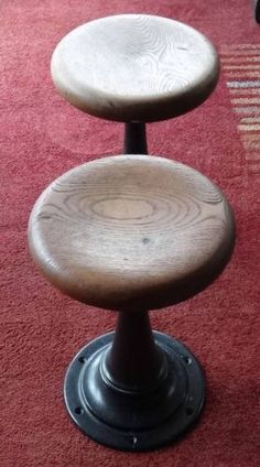 Awesome Vintage soda Fountain Stool