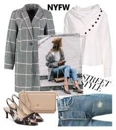 """""""Street Style"""" by laurabosch on Polyvore featuring Chloé, Dorothy Perkins, Levi's, Polaroid, Spartina 449, Franco Sarto, contestentry and nyfwstreetstyle"""
