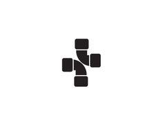 Cross + Plumber logo
