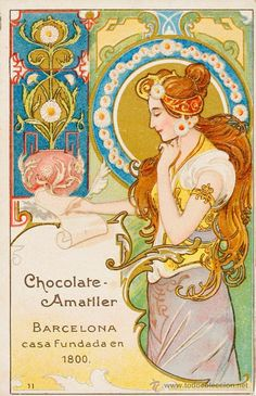 Chocolate - Amatller by Gasper Camps