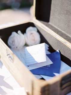Ceremony Tradition   Box   Love Letters   Love letters to each other to open up later on in life and remember why you married each other   Romantic   Creative   Trilogy at Vistancia Weddings   Arizona Wedding Venue   www.weddingsatvistancia.com   Rachel Solomon Photography