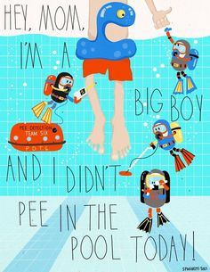 32 Hilarious Kid Quotes, Illustrated