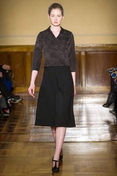 Andrea Incontri Fall 2013 RTW Collection - Fashion on TheCut