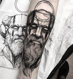 """5,939 Likes, 29 Comments - Fredão Oliveira (@fredao_oliveira) on Instagram: """"Muito obrigado Diogo Feito na @inkonik_tattoo_studio #electricink"""""""