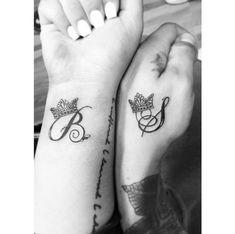 Couple Tattoos Unusual Ideas