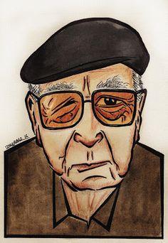 Portre Karikatür: Yaşar Kemal Karikatür