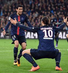 @PSG Malmenés, les hommes de Laurent Blanc ont tout de même réussi à ramener un succès du Stade Velodrome dimanche en clôture de la 25e journée de Ligue 1 #9ine