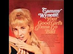 Tammy Wynette-There Goes My Everything - YouTube