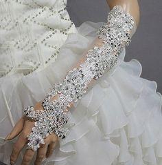 Love Bellydance bridal lace jewelry cuffs bridal white gloves bridal gloves wedding cuffs wedding gloves white cuffs