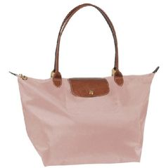 Baby Pink is Adorable. It Can Even Make a Sophisticated Bag Like This be Cute!