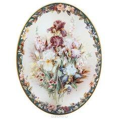 Flower Images, Flower Pictures, Flower Art, Decoupage Jars, Rice Paper Decoupage, Barbie Miniatures, Classic Paintings, Ribbon Art, Flower Aesthetic